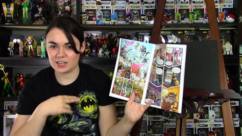 Curse Words #1 comic review   YouTube