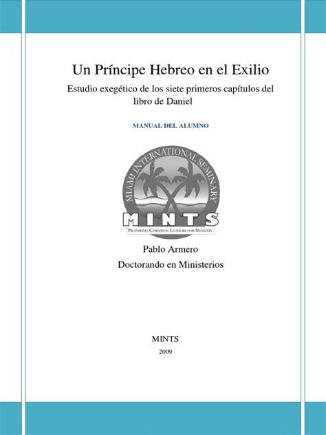Curso_de_Daniel.pdf   Libro de daniel   Biblia   Prueba ...