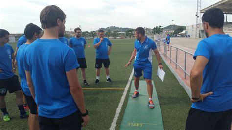 Curso de Entrenador de Futbol Nivel 1