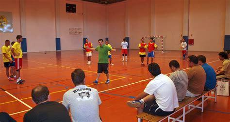 Curso de Entrenador de Fútbol Sala  Nivel I y II ...