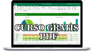 CURSO DE EXCEL AVANZADO GRATIS PARA DESCARGAR EN PDF   Yo ...