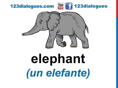 Curso de inglés 75   LOS ANIMALES en inglés para niños ...