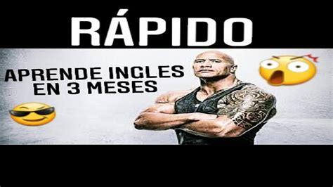 CURSO DE INGLES GRATIS #1[curso de ingles para ...