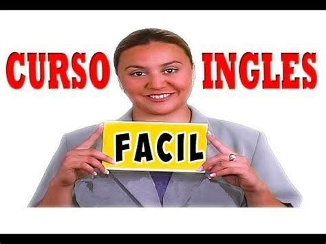Curso De Ingles   Leccion 1 Curso de INGLES ᴴᴰ   YouTube