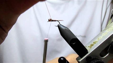 Curso de montaje de moscas: Lección 4. Ninfa de faisán 1 ...