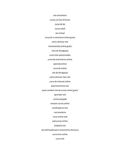 Curso de seo download grátis pdf by Download Grátis ...