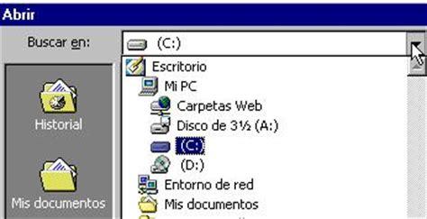 Curso gratis de Excel 2000   Guardar y recuperar los ...