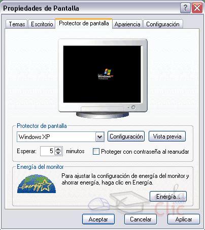 Curso gratis de Microsoft Windows XP.Tema 07 Configurar la ...