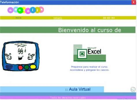 Curso Interactivo de Microsoft Excel XP   Descargar