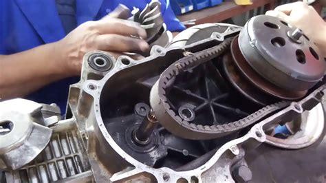 Curso Mecanica de Motos : Motor de scooter I parte   YouTube