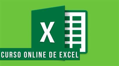Curso Online de Excel   Sem Mensalidades e Com Certificado ...