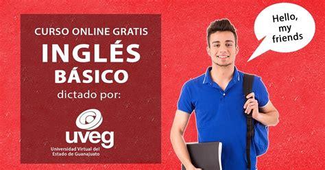 Curso online gratis de Inglés Básico  Centro de Idiomas ...
