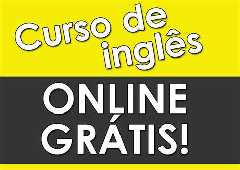 Curso online grátis de inglês