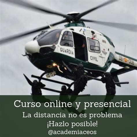 CURSO ONLINE GUARDIA CIVIL CONVOCATORIA 2020   Academia de ...