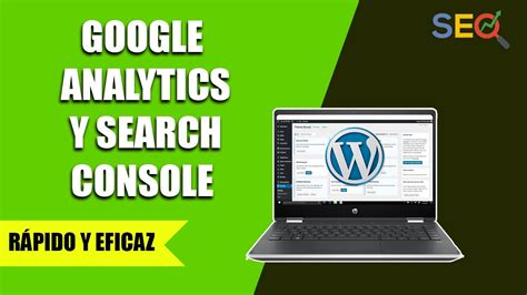 CURSO SEO Google Analytics y Google Search Console en ...