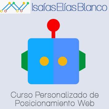 Curso SEO personalizado: Posiciona tu Web en Google!