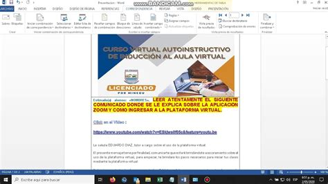 Curso Virtual 2   YouTube