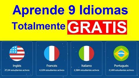 Cursos de Idiomas Online Gratis│Inglés, Francés, Italiano ...