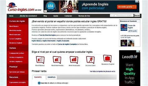 Cursos de inglés online y gratuitos para estudiantes de ...