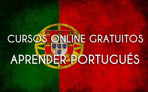 Cursos gratis de portugues online   IDIOMAS GRATIS