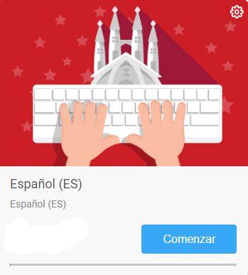 Cursos online mecanografía gratis – Aulaactual.es