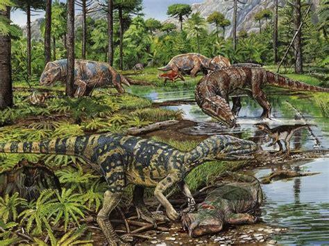 CUSEVI Y PEMACO: El Mesozoico, la era de los dinosaurios
