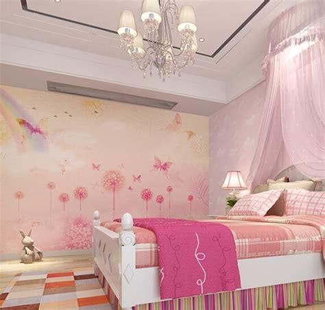 Custom mural wallpaper for home decor boys and girls kids ...