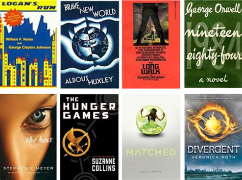 custom Research Papers on Dystopian Novels