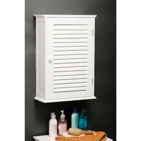 Custom Wooden Bathroom Wall Cabinet In White | Furniture ...