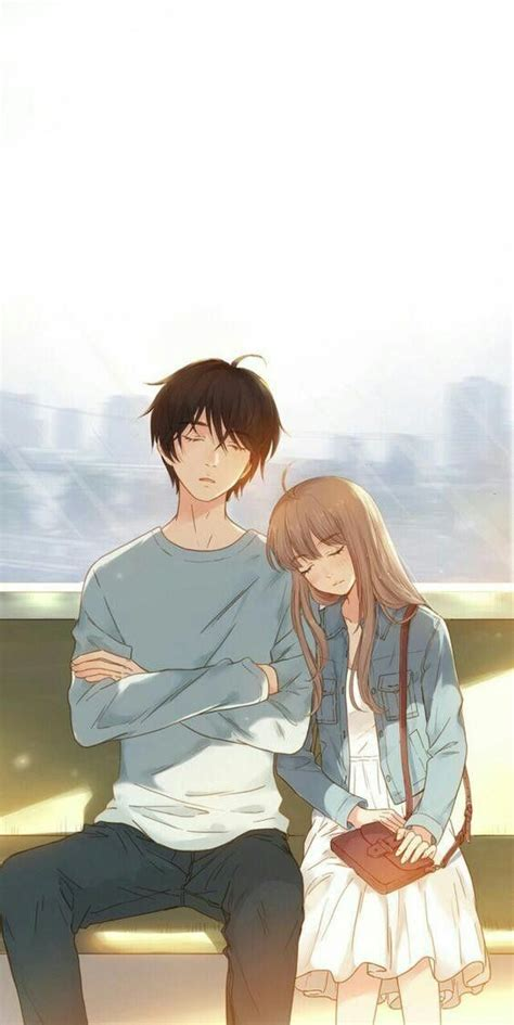 Cute couple | Cute Couples in 2019 | Anime couples, Anime ...