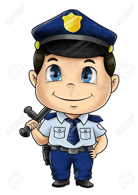cute officer clipart   Clipground