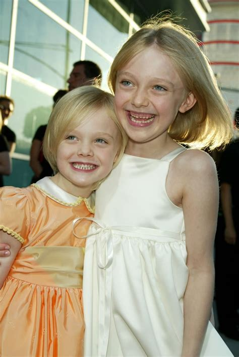 Cute Pictures of Dakota and Elle Fanning | POPSUGAR ...
