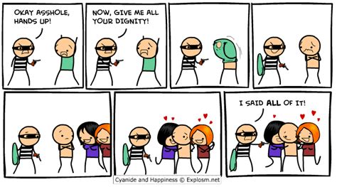 Cyanide & Happiness  Explosm.net