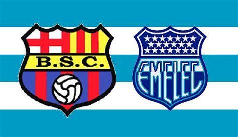 CYBER ALTERNATIVO 007: partido en vivo Barcelona vs Emelec