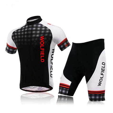 Cycling Bicycle Bike Outdoor Jersey + Shorts Breathable ...