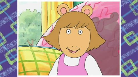 D.W.   Which ARTHUR Character Are You?   YouTube