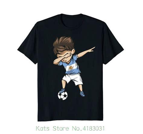 Dabbing Soccerite Argentina Jersey camisa Argentina ...