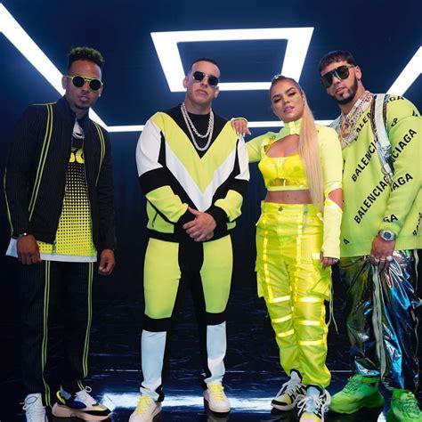 Daddy Yankee es criticado por reciente foto junto a Karol ...