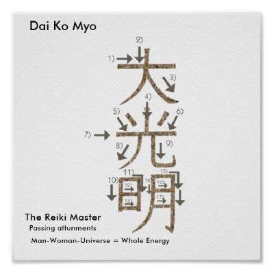 Dai Ko Myo – Master Symbol – Happy Head & Heart Therapies
