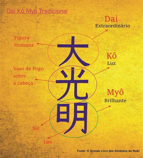 Dai Ko Myo Símbolo do Reiki Usui | Reiki | Pinterest
