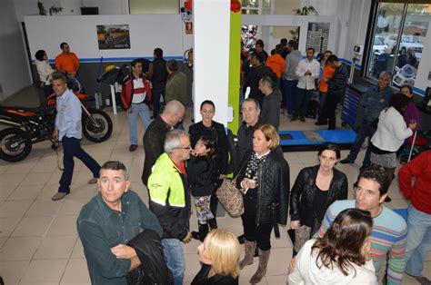 DAI Motoboxer inauguró ayer sus instalaciones ...