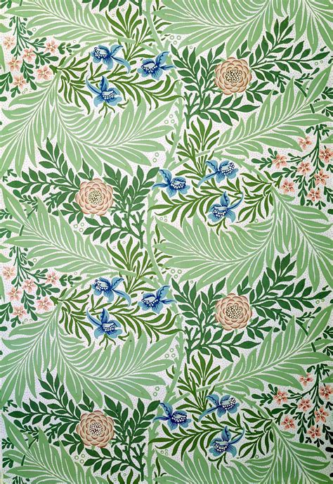Daily art story: Timeless designs of William Morris ...