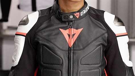 Dainese Avro C2 Leather Jacket Review at RevZilla.com ...