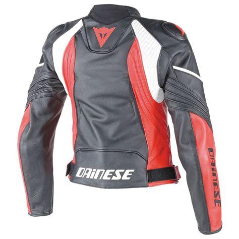 Dainese Avro D1 leather Jacket   Champion Helmets