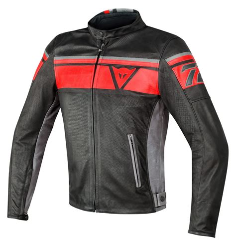 Dainese Blackjack Perforated Leather Jacket   RevZilla