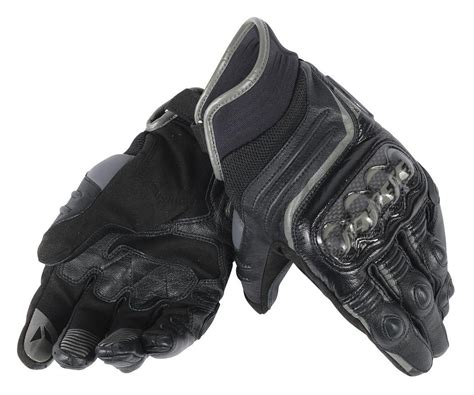 Dainese Carbon Short D1 Gloves   RevZilla