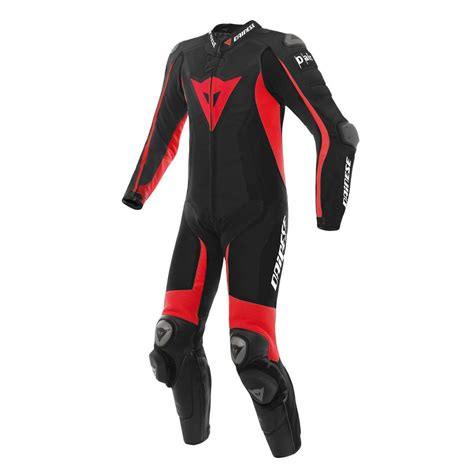 DAINESE D AIR RACING MISANO AIR BAG PERFORATED LEATHER 1PC ...
