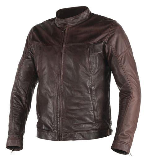 Dainese Heston Leather Jacket   RevZilla