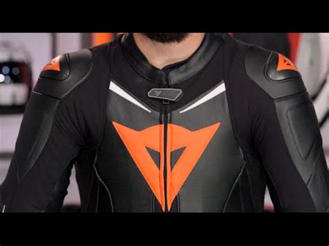 Dainese Laguna Seca D1 Perforated Race Suit Review at ...
