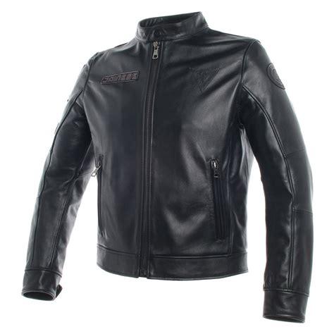 Dainese Legacy Leather Jacket Black   Bikeworld Ireland